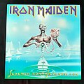 Iron Maiden - Other Collectable - Iron Maiden Seventh Son of a Seventh Son Promo Flat Poster