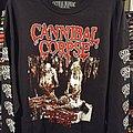 Cannibal Corpse longsleeve TShirt or Longsleeve