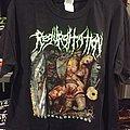 Regurgitation t-shirt