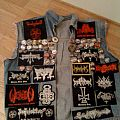 Satanic Warmaster - Battle Jacket - Bestial Black/Death