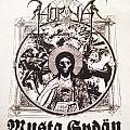 Horna Musta SydänTee TShirt or Longsleeve
