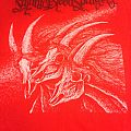 """Satanic Bloodspraying """"At the Mercy of Satan"""" official tee TShirt or Longsleeve"""