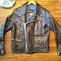 blank leather Battle Jacket