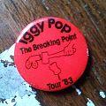 Iggy Pop tour pin Pin / Badge