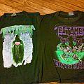 Testament t shirts