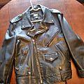DKNY brand leather jacket