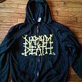 Napalm Death hoodie Hooded Top