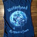 Motorhead world is yours TShirt or Longsleeve