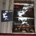 Asphyx - Other Collectable - Atrocity Hallicunations Promo poster+LP