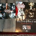 Bloodbath - Other Collectable - Bloodbath Resurrection Through Carnage promo poster