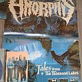 "Amorphis ""Tales from the thousand lakes"" promo poster"