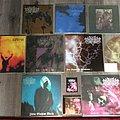 Katatonia vinyl collection