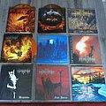 Nokturnal Mortum vinyl collection