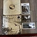 Burzum - Other Collectable - Burzum hvis lyset tar oss LP white marbled vinyl