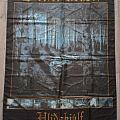 "Burzum - Other Collectable - Burzum ""Hlidskjalf"" poster flag Misanthropy Rec. '99"