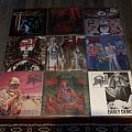 Death - Other Collectable - Death vinyl collection