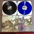 Burzum - Other Collectable - Burzum Filosofem LP etched blue