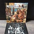Bolt Thrower - the IVth cruisade LP '92+ insert