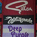 Gillan, Whitesnake, Deep Purple Patch