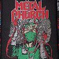 Metal Church Fake Healer Patch