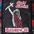 Ozzy Osbourne Blizzard Of Ozz Patch
