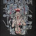 Iron Maiden X-Factor Patch