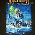 Megadeth Rust in Peace Anniversary shirt