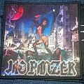 Jag Panzer - Patch - Jag Panzer Tyrants printed patch