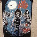 Slayer LiveUndead old back patch