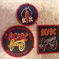 original AC/DC patches