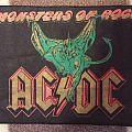 AC/DC vintage patch