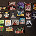 Slayer,WASP,Metallica,Black Sabbath,Iron Maiden,Judas Priest... Patch