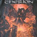 Therion first album t shirt.