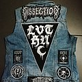 Mayhem - Battle Jacket - Black metal vest