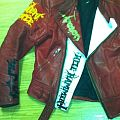 Battle Jacket - Starting point for my German red leather jacket