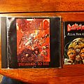 Autographed Kreator and Destruction Other Collectable