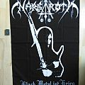 Nargaroth - Other Collectable - Black Metal Ist Krieg flag