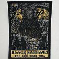 Black Sabbath - Patch - Black Sabbath The End Tour patch