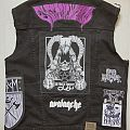 2nd Vest - disassembled
