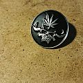 Danzig Weed Pin Other Collectable