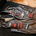 Leviathan - Battle Jacket - black metal vest
