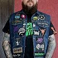 Sludge Stoner Battle Jacket