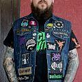 Sludge Stoner Battle Jacket