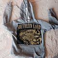 Southern Lord Records patch hoodie