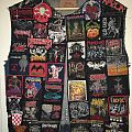 Various Bands - Battle Jacket - Small vest additions