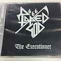 Raped God 666 – The Executioner; circa 2008, first press, EMF (Embrace My Funeral) Records.