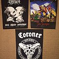 Various Bands - Patch - Looking for original Sinister - Cross The Styx patch