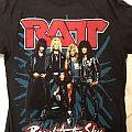 Ratt - Reach for the Sky shirt; circa 1988