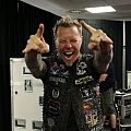 Metallica - Other Collectable - James Hetfield sporting his kutte at yesterdays gig in Prague.