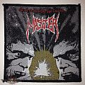 Master - Patch - 'Master – On the Seventh Day God Created … Master' original patch; circa...
